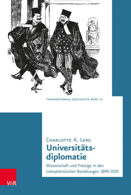 Cover-Bild Universitätsdiplomatie