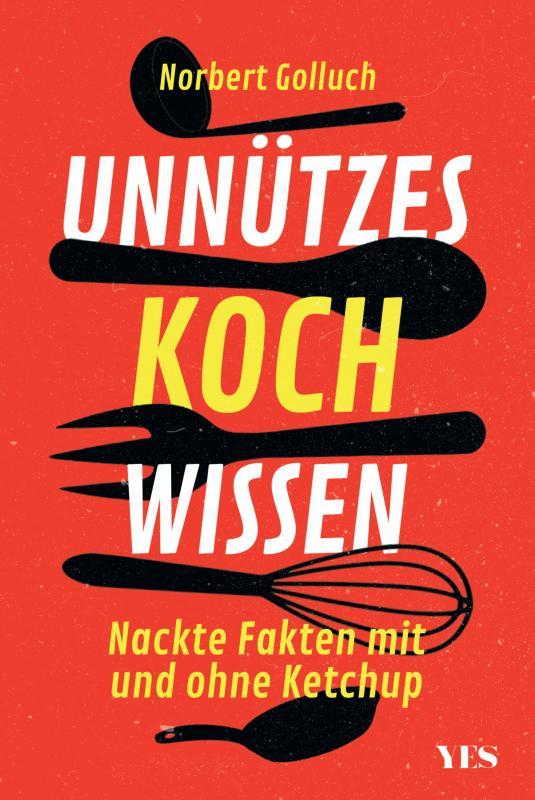 Cover-Bild Unnützes Kochwissen