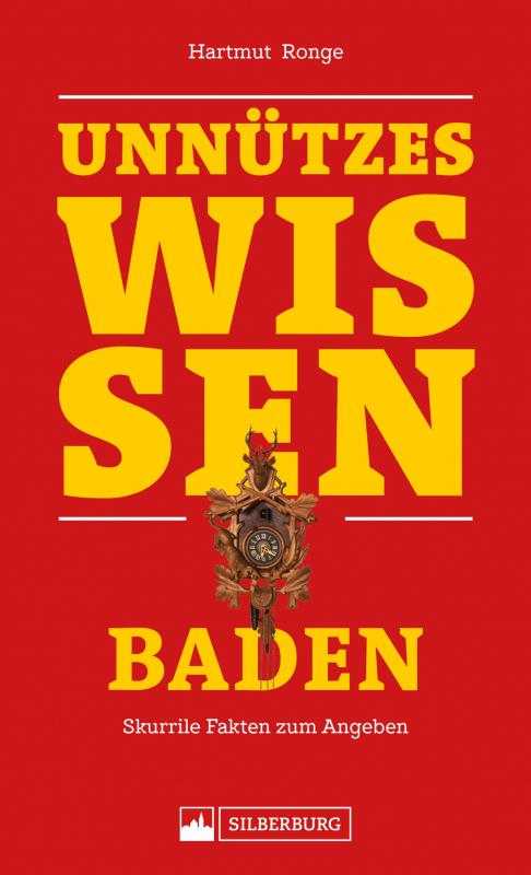 Cover-Bild Unnützes Wissen: Baden