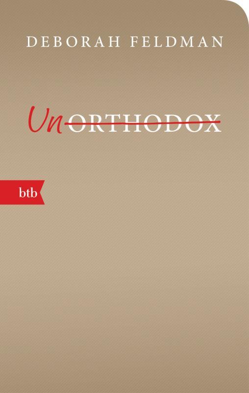 Cover-Bild Unorthodox
