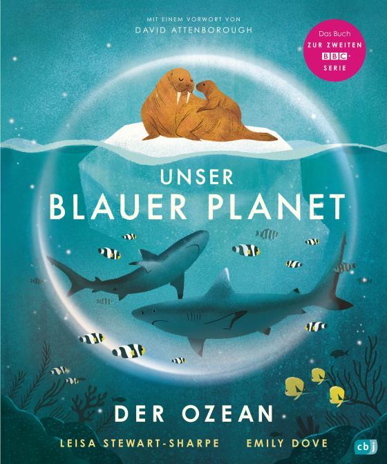 Cover-Bild Unser blauer Planet - Der Ozean