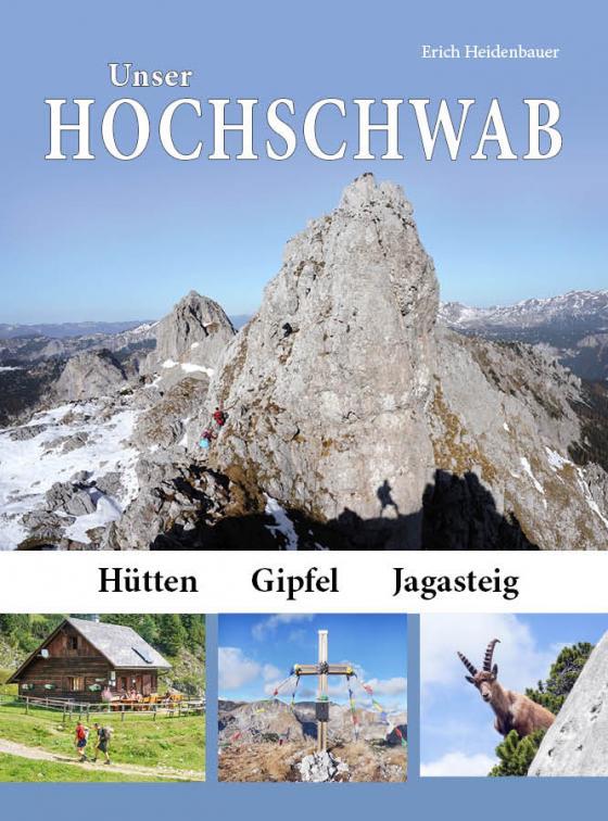 Cover-Bild Unser Hochschwab