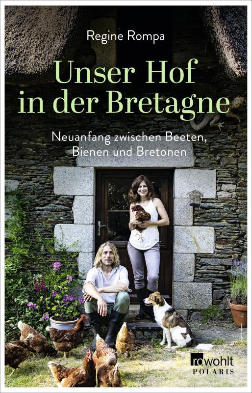 Cover-Bild Unser Hof in der Bretagne