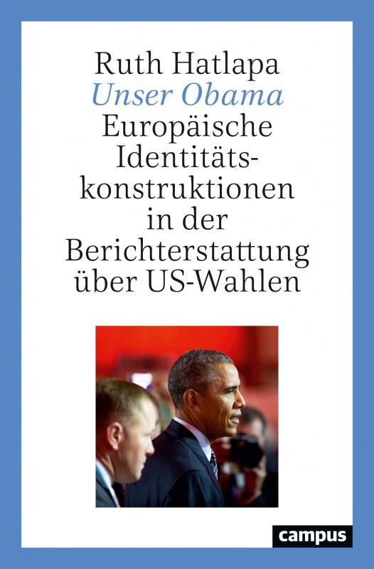 Cover-Bild Unser Obama