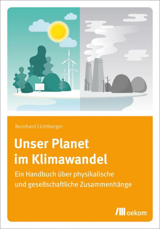 Cover-Bild Unser Planet im Klimawandel
