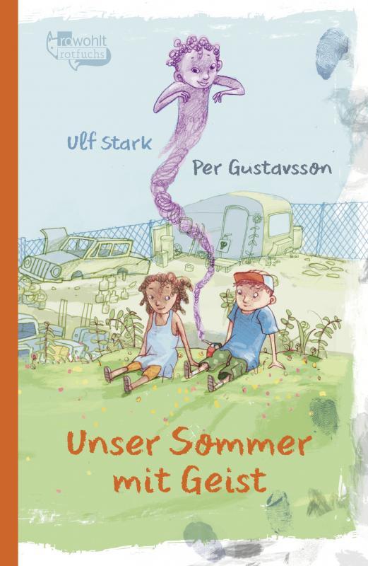 Cover-Bild Unser Sommer mit Geist