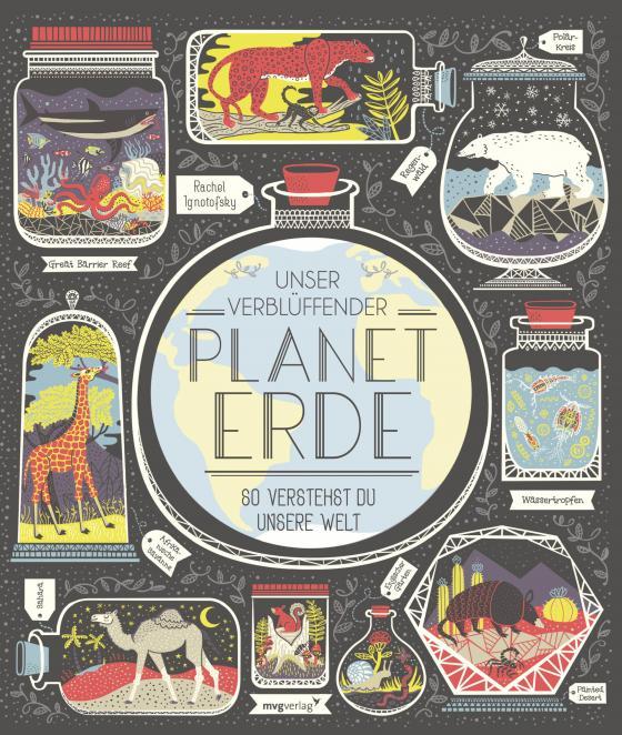 Cover-Bild Unser verblüffender Planet Erde