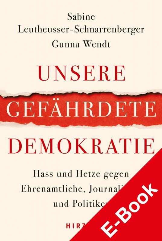 Cover-Bild Unsere gefährdete Demokratie