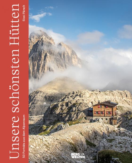 Cover-Bild Unsere schönsten Hütten