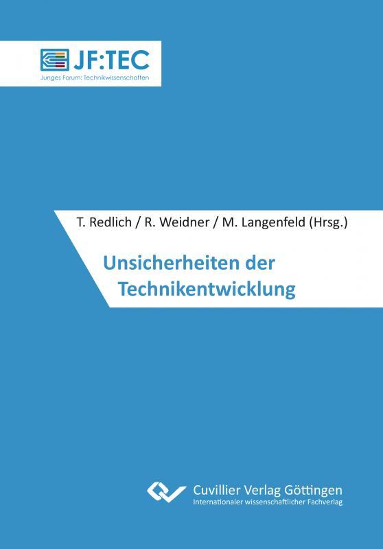 Cover-Bild Unsicherheiten der Technikentwicklung
