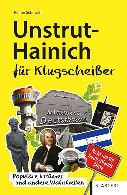 Cover-Bild Unstrut-Hainich für Klugscheißer