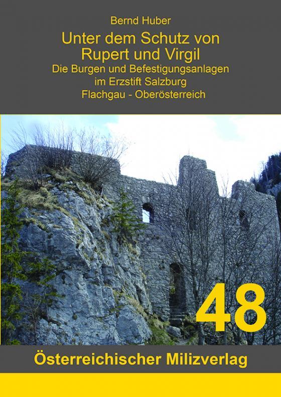 Cover-Bild Unter dem Schutz von Rupert und Virgil