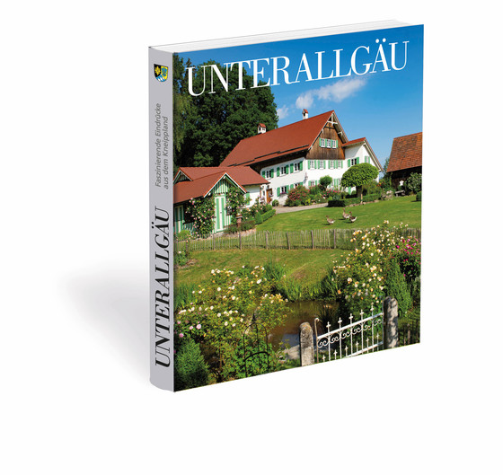 Cover-Bild UNTERALLGÄU Bildband