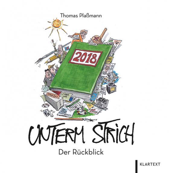 Cover-Bild Unterm Strich 2018