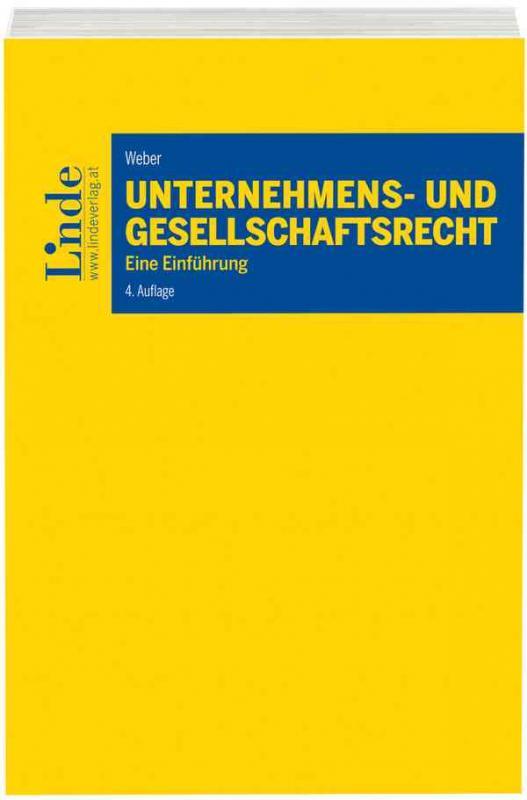 Cover-Bild Unternehmens- und Gesellschaftsrecht