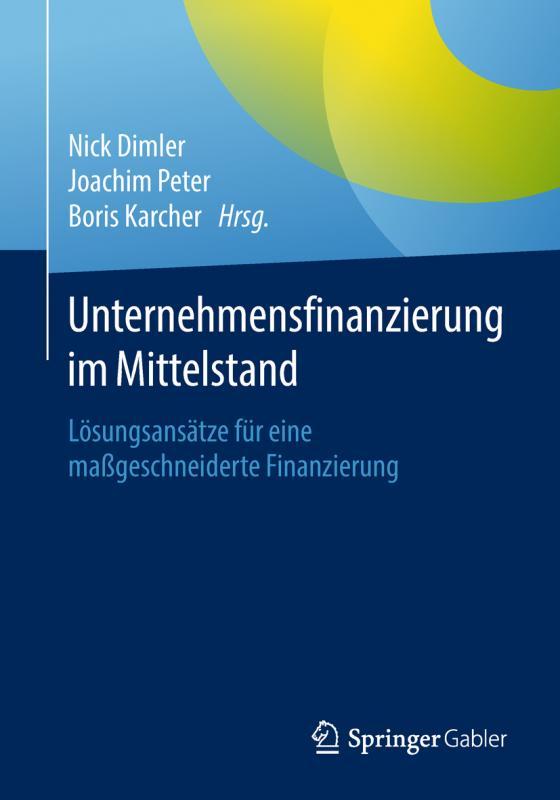 Cover-Bild Unternehmensfinanzierung im Mittelstand