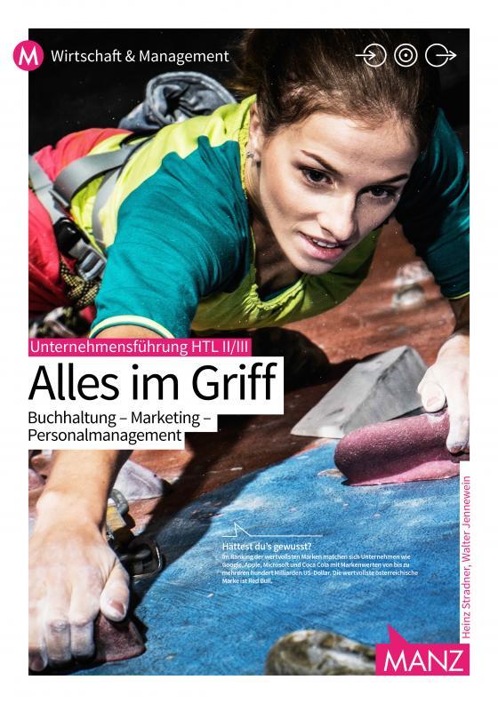 Cover-Bild Unternehmensführung HTL II/III | Alles im Griff