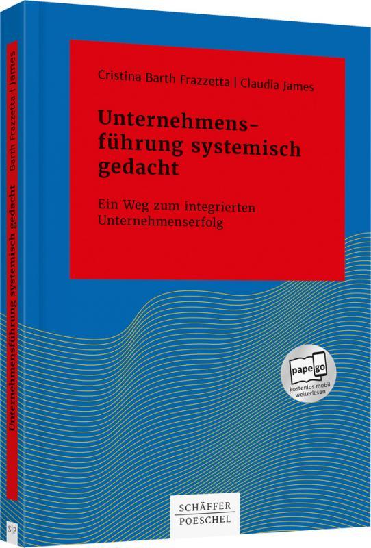 Cover-Bild Unternehmensführung systemisch gedacht