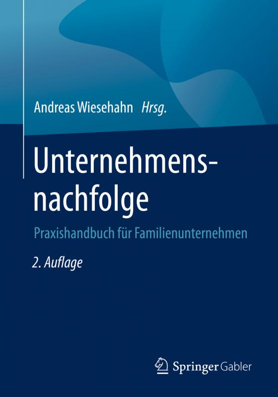 Cover-Bild Unternehmensnachfolge