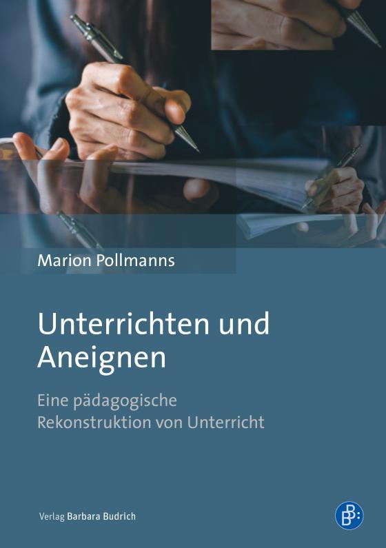 Cover-Bild Unterrichten und Aneignen
