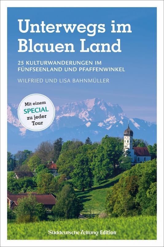 Cover-Bild Unterwegs im Blauen Land