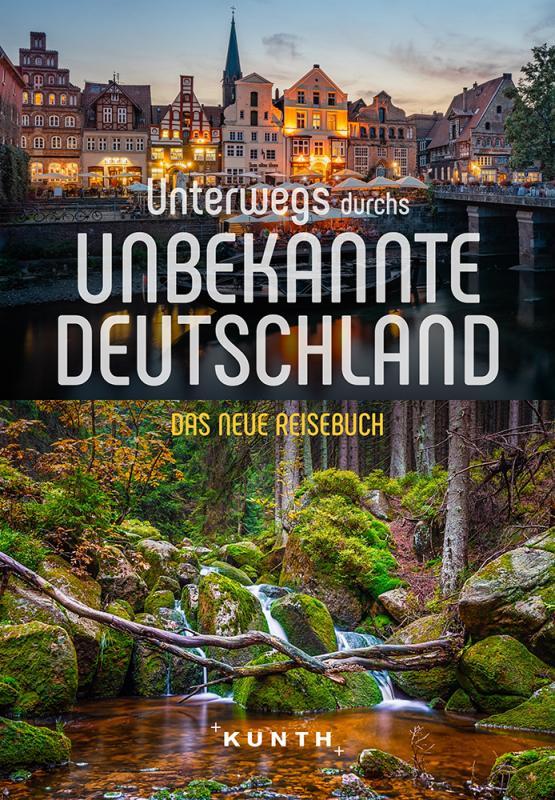 Cover-Bild Unterwegs im unbekannten Deutschland