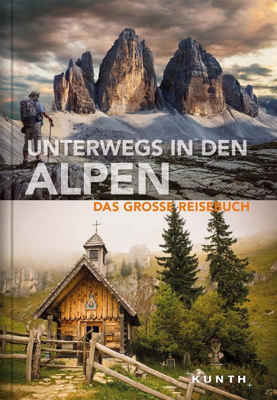 Cover-Bild Unterwegs in den Alpen