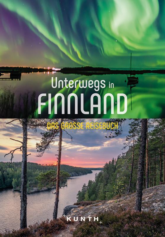 Cover-Bild Unterwegs in Finnland
