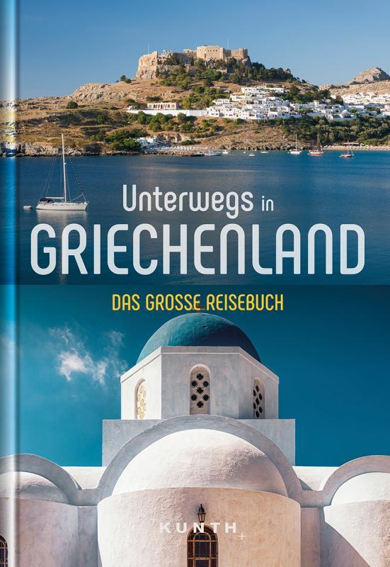 Cover-Bild Unterwegs in Griechenland