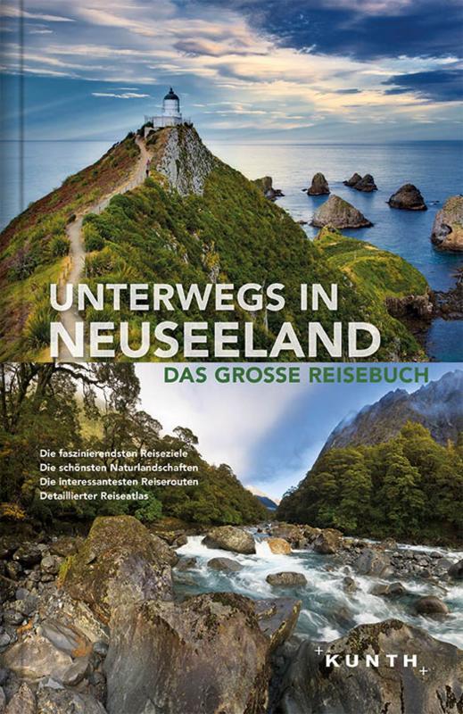 Cover-Bild Unterwegs in Neuseeland