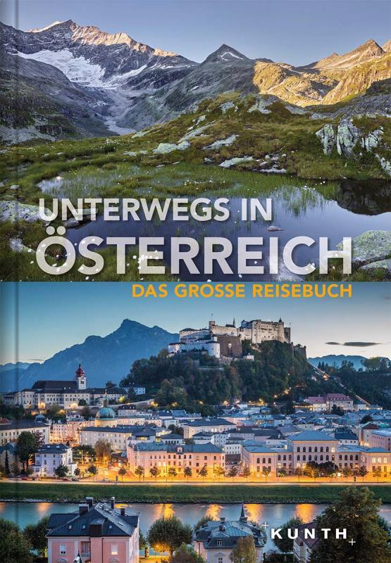 Cover-Bild Unterwegs in Österreich