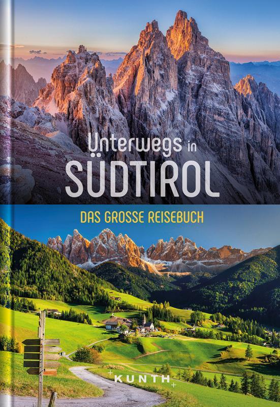 Cover-Bild Unterwegs in Südtirol