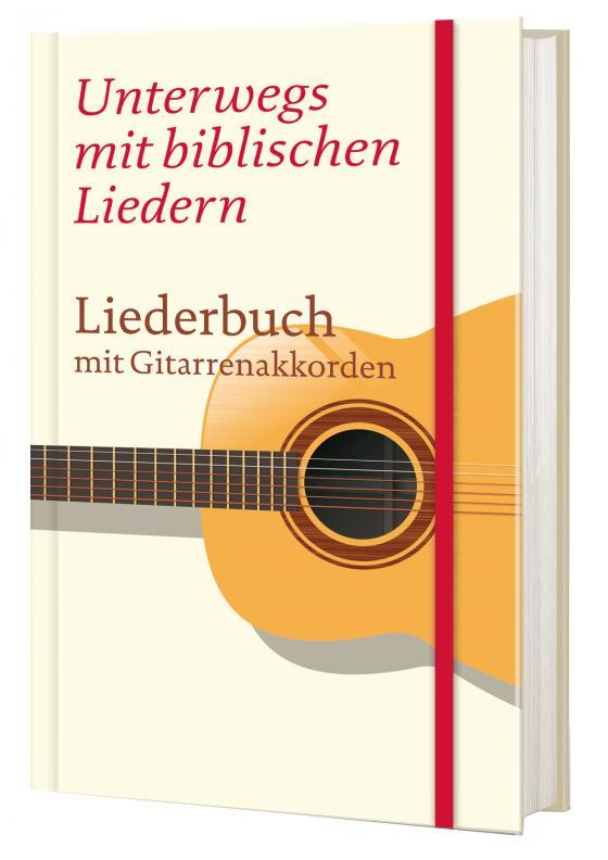 Cover-Bild Unterwegs mit biblischen Liedern
