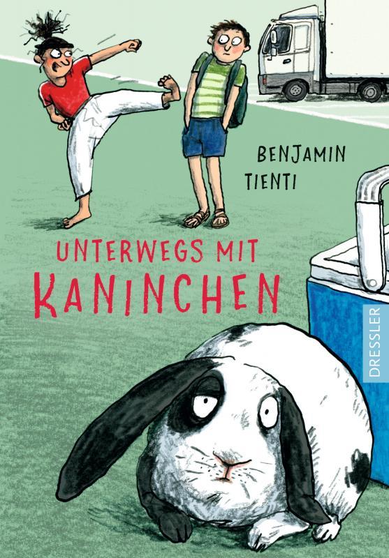 Cover-Bild Unterwegs mit Kaninchen