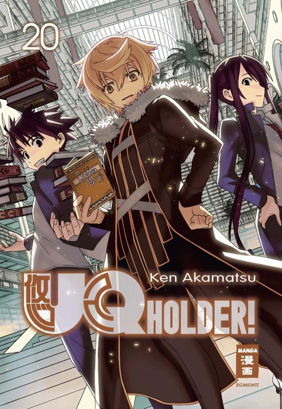 Cover-Bild UQ Holder! 20
