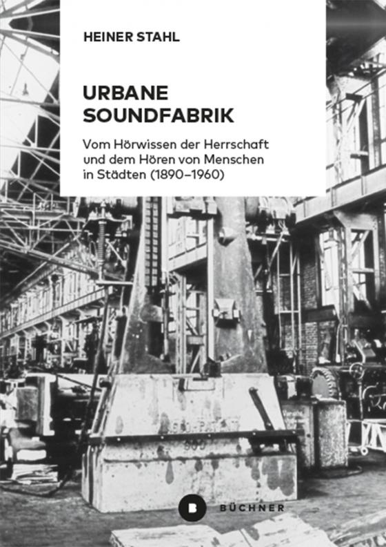 Cover-Bild Urbane Soundfabrik