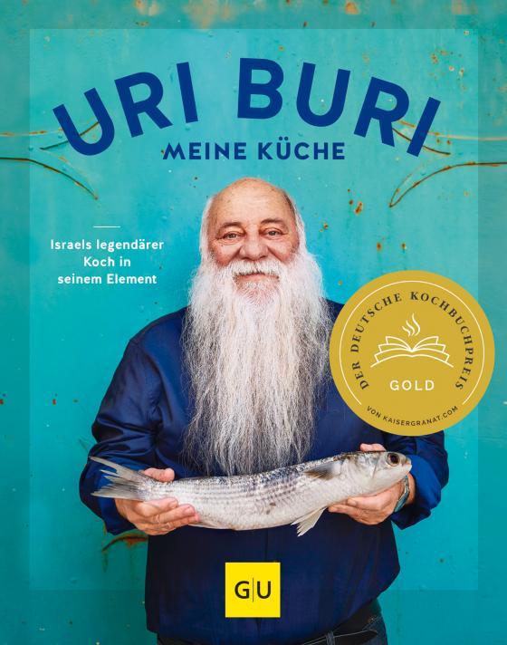Cover-Bild Uri Buri - meine Küche