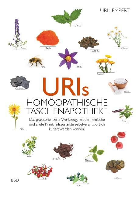 Cover-Bild Uri's Taschenapotheke