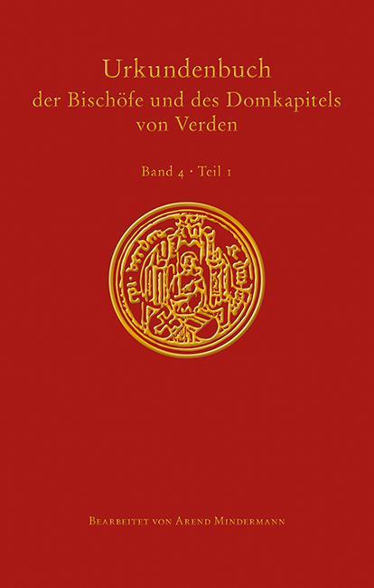 Cover-Bild Urkundenbuch der Bischöfe und des Domkapitels von Verden