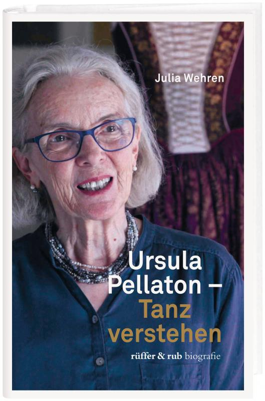 Cover-Bild Ursula Pellaton