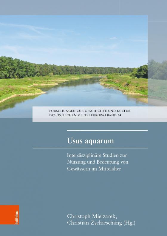 Cover-Bild Usus aquarum