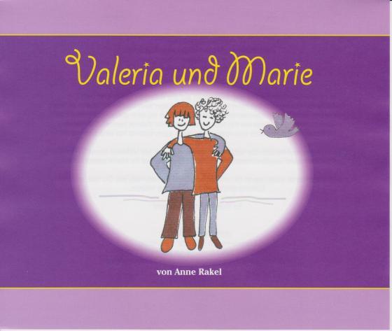 Cover-Bild Valeria und Marie