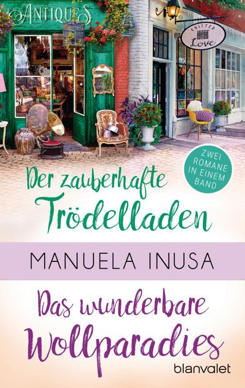 Cover-Bild Valerie Lane - Der zauberhafte Trödelladen / Das wunderbare Wollparadies