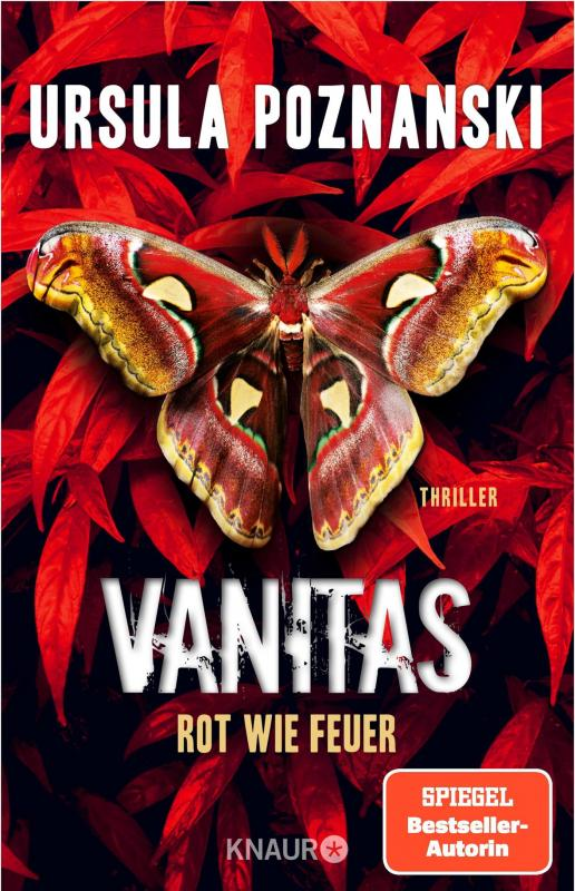 Cover-Bild VANITAS - Rot wie Feuer