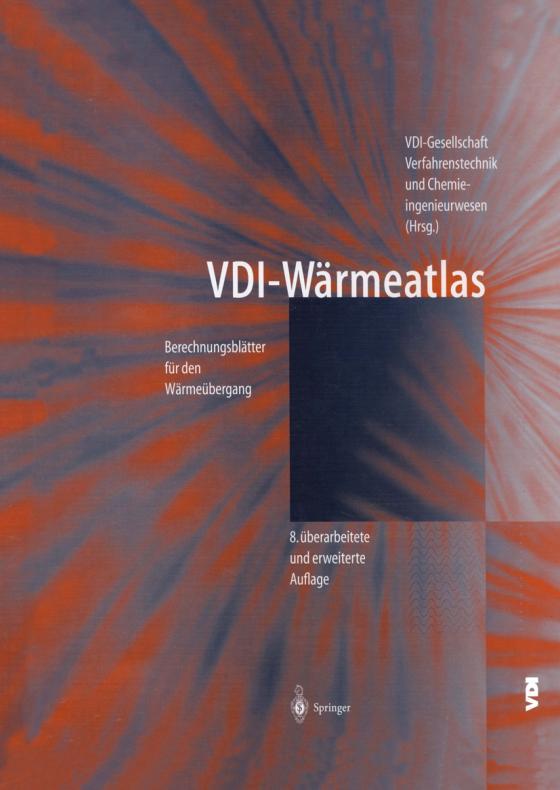 Cover-Bild VDI-Wärmeatlas