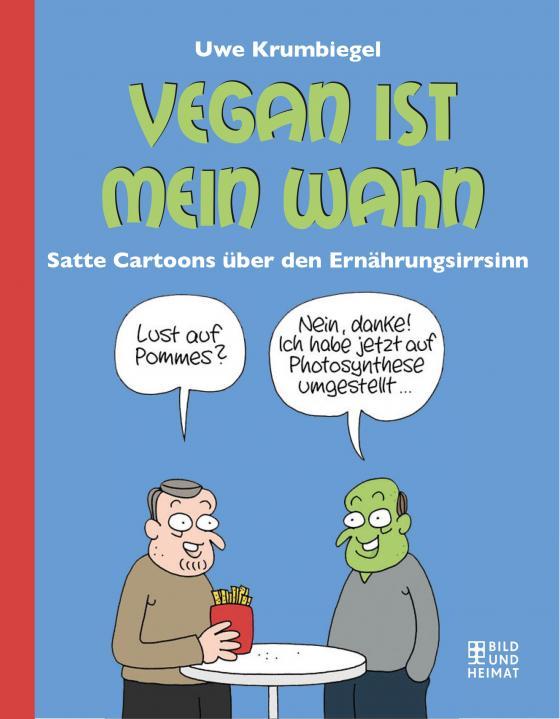 Cover-Bild Vegan ist mein Wahn
