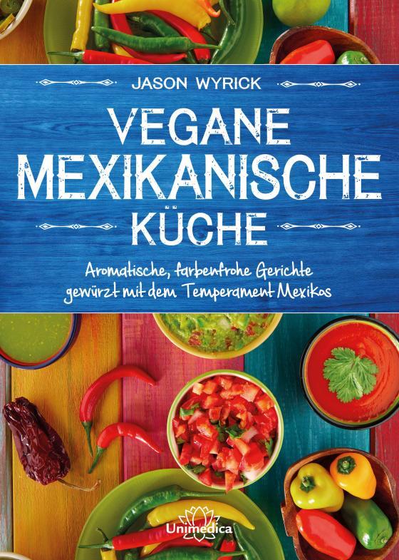 Cover-Bild Vegane mexikanische Küche