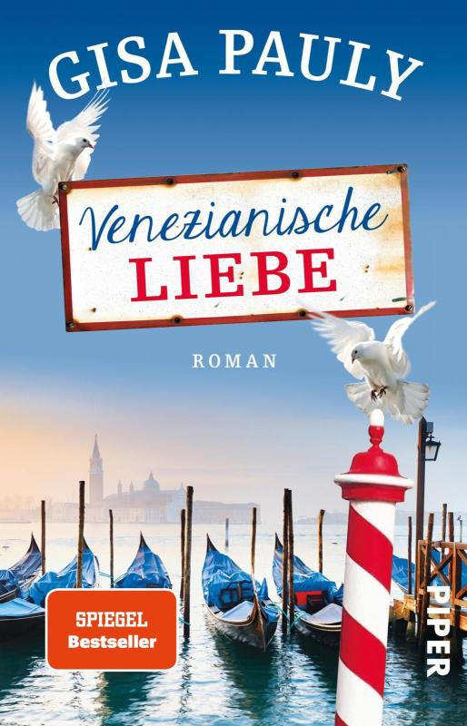 Cover-Bild Venezianische Liebe