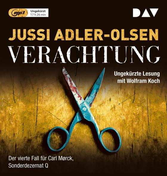 Cover-Bild Verachtung