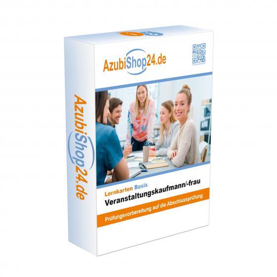 Cover-Bild Veranstaltungskaufmann / Veranstaltungskauffrau Prüfungsvorbereitung E-Book